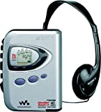 Sony WM-FX290 Stereo Cassette Player with FM/AM/TV/Weather Tuning