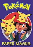 img - for Pokemon Paper Masks book / textbook / text book