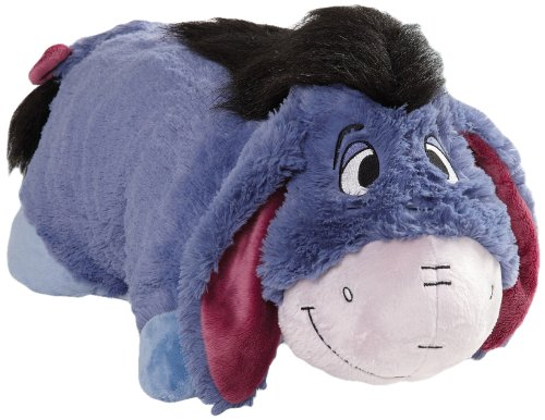 For Sale! My Pillow Pets Authentic Disney Eeyore Folding Plush Pillow, 18-Inch