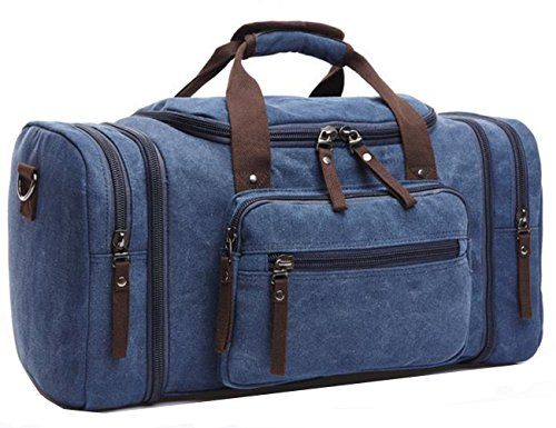 Aidonger-Unisex-Canvas-Grorumige-Handtasche-Schultertasche-Reisetasche