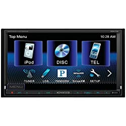 See Kenwood DDX-719 In-Dash Double-DIN  6.95