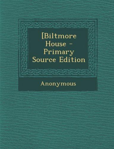 [Biltmore House