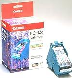 Canon BC-32eフォト フォトカラー ヘッド・インクセット