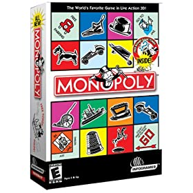Monopoly 3 PC game!