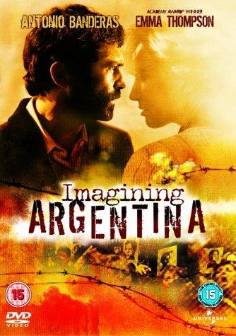 Imagining Argentina [Reino Unido] [DVD]