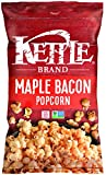 Kettle Brand Popcorn, Maple Bacon, 5-Ounce Bags (Pack of 6) (Packaging may Vary)