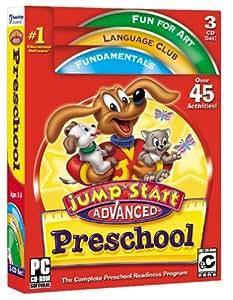 JumpStart Advanced Preschool (Windows/Macintosh)