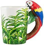 Decodyne Wildlife Series Coffee Mug (Parrot)