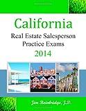 California Real Estate Salesperson Practice Exams for 2014