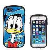 iPhone7 ケース カバー ディズニー iface First Class ストラップホール 正規品 / ドナルドダック