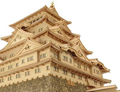 "WoodyJOE ""Nagoya Castle"" Model Kit (1:150 Scale)"
