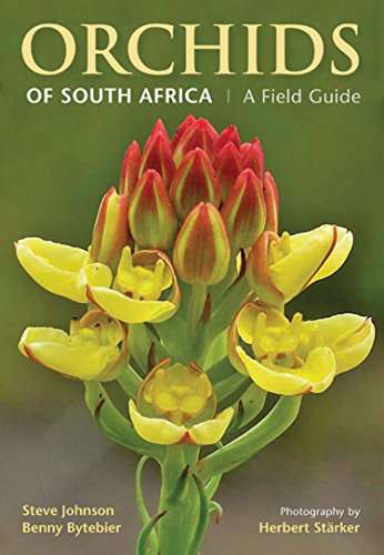 Field Guide Orchids of South Africa (Field Guide Series)