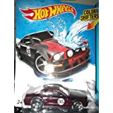 2013 Hot Wheels Color Shifters 2005 Mustang Gt