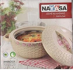 Nayasa Ambrosia Insulated Casserole 1500 ml