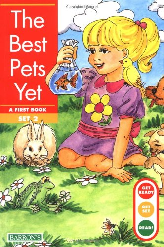 Best Pets Yet, The (Get Ready-Get Set-Read!)