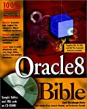 img - for Oracle8 Bible book / textbook / text book