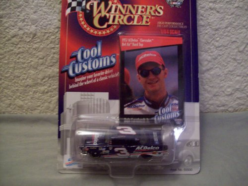 Winner's Circle Cool Customs Dale Earnhardt Jr 1957 Chevy Bel Air
