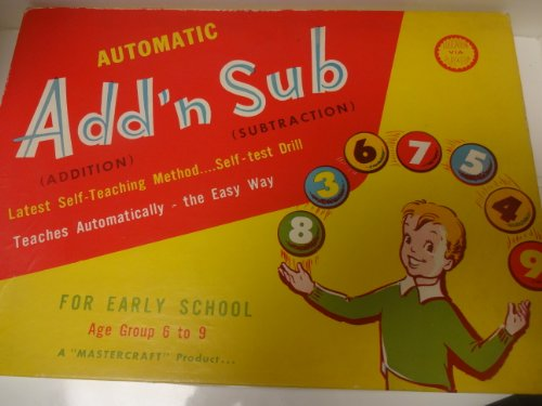 Automatic Add n Sub for Early School, Addition & Subtraction Game - 1