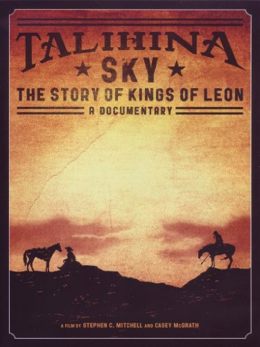 Talihina Sky: The Story of Kings of Leon [DVD] [Import]