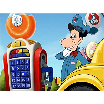اسطوانة تعليم الحروف والارقام للاطفال بطريقه رائعه Disney's Mickey Mouse Preschool   51AYM85FFEL._SS400_