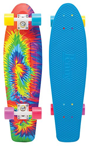 Penny Nickel Graphic Complete Skateboard, 27