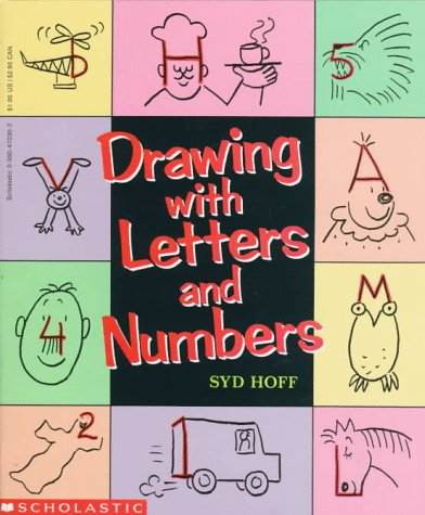 Drawing With Letters and Numbers (Drawing Books On Letters compare prices)