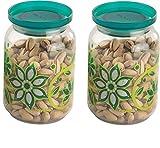 Nayasa Hermit Container, 1 Litre, Green