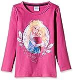 Disney Girls' Shirt (TC1055_Purple_2-3 years)