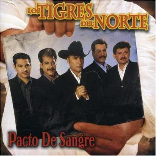 Los Tigres Del Norte - Pacto De Sangre - Zortam Music