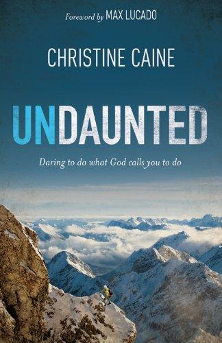 Christine Caine - Undaunted