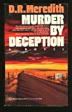 img - for Murder by Deception book / textbook / text book