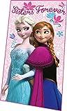 Disney - Frozen. WD07219. Manta polar rosa