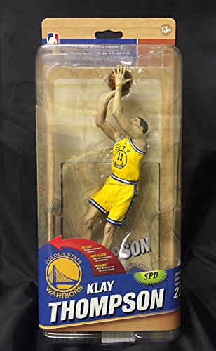 Golden State Warriors NBA Series 27 Action Figure: Klay Thompson (Bronze Level Variant)