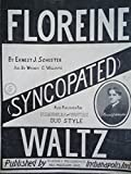 img - for Floreine Waltz (Syncopated) book / textbook / text book