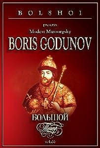 Bolshoi presents: Modest Mussorgsky - Boris Godunov