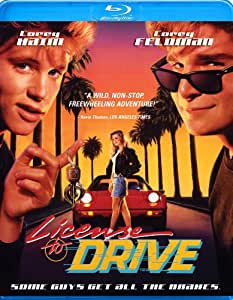 License to Drive [Blu-ray]