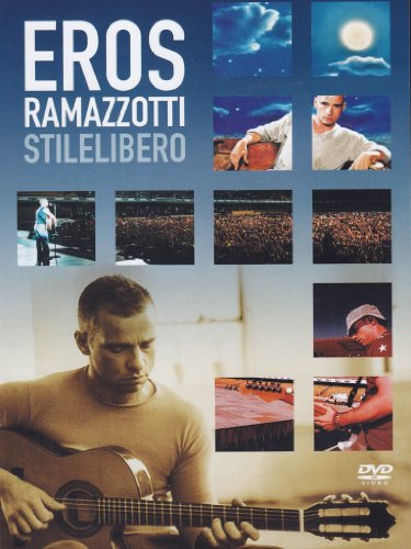 Eros Ramazzotti - Stilelibero, DVD