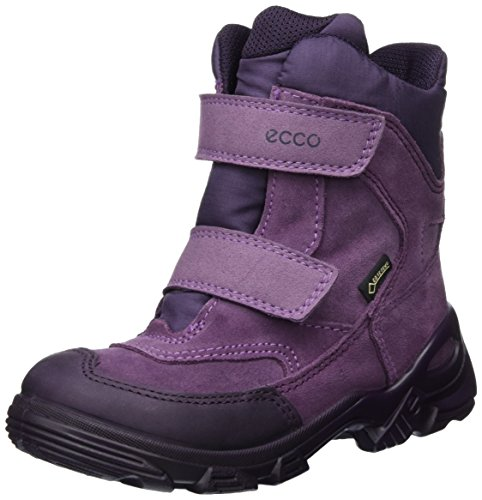 Ecco Snowboarde, Stivali da Neve Bambina, Viola (Night Shade/Grape/GRAPE50184), 34 EU