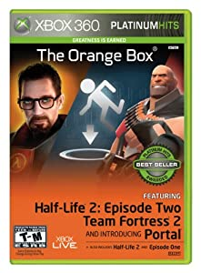 The Orange Box (Half-Life 2: Episode 2/ Team Fortress 2/ Portal)