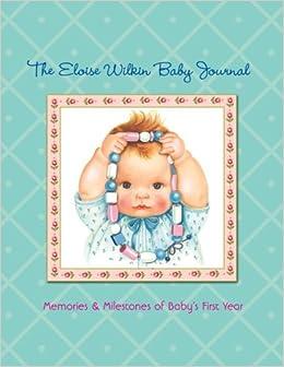 Eloise Wilkin Baby Journal Golden Books 9780375832000