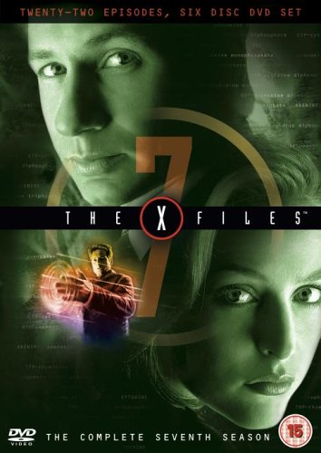 X Files: Season 7 [DVD]