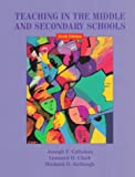 img - for Teaching in the Middle and Secondary Schools book / textbook / text book