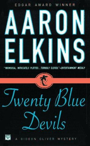 Twenty Blue Devils (Gideon Oliver Mysteries)