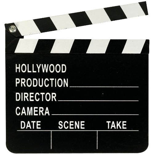 Director's Clapboard - 1