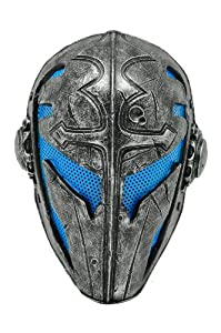 FMA New Blue Wire Mesh Full Black Face Protection Paintball Mask Templar L565 by FMA