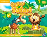 Super Safari Level 2 Pupils Book with DVD-ROM