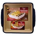 Haeger® 9x9 Midnight Square Baker - Online Only