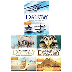 World of Discovery: History - 3 Disc Collector's Edition (Amazon.com Exclusive)