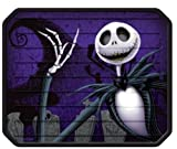Jack Skellington Nightmare Before Christmas Utility Rear Floor Mats Set