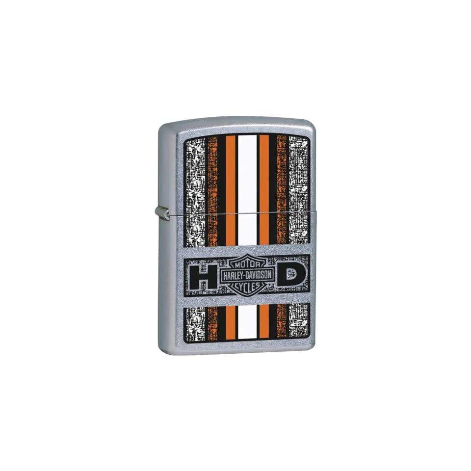 Harley Davidson Bar and Shield Zippo Lighter